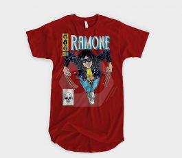 Camiseta Ramones –